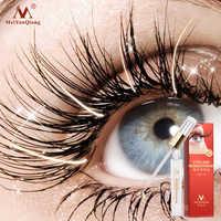 Herbal Tratamentos Crescimento Dos Cílios Líquido Soro Potenciador Chicote Do Olho Mais Grosso Melhor do que a Extensão Dos Cílios Maquiagem Poderosa