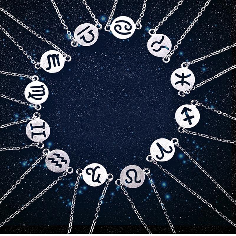 Aliexpress Com Buy 12 Zodiac Signs Constellation: Aliexpress.com : Buy Hfarich 12 Constellations Bracelet