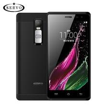 "Teléfono Original SERVO CERO 5.0 ""Spreadtrum6820 1.0 GHz Android 4.4.2 Dual Sim 2.0MP Google Jugar GSM teléfono móvil Multi-idioma"