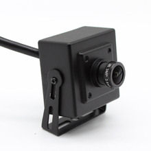 Mini HD H.265+ Audio CCTV 2MP 1080p SONY IMX307 AI IP Camera Black light 0.0001Lux Low illumination XMeye ONVIF ahwve mini diy ip camera module board with ircut 1080p 2mp onvif h264 mobile serveillance xmeye 3 7mm lens onvif