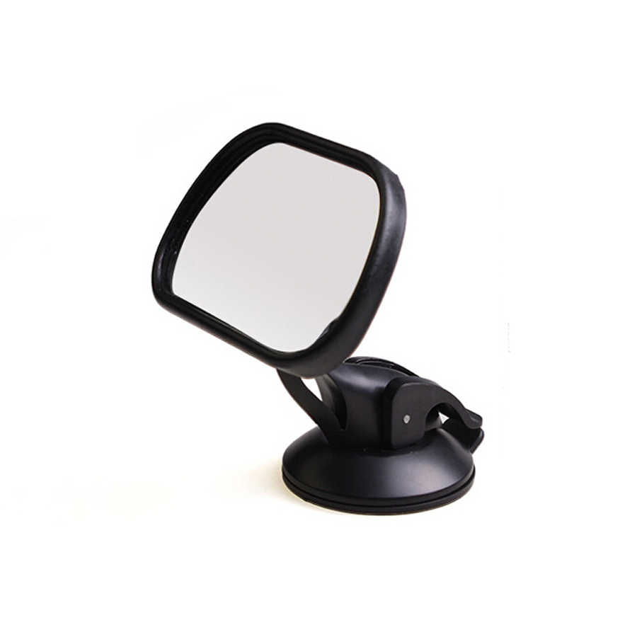 Universal Car Rear Seat View Mirror Baby Child Safety With Clip and Sucker New Dropping