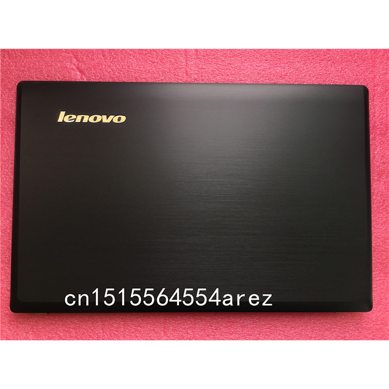 New Original laptop Lenovo G580 G585 LCD rear Lid back cover case/The LCD Rear cover 90200467 Laptop Bags & Cases     - title=