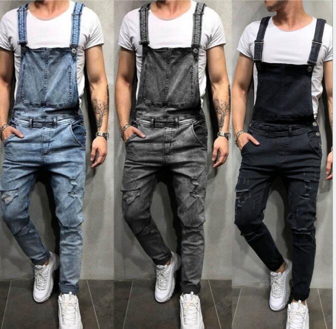 8f4f252b6c Hip Pantaloni Nero Il Hop Nuovi Denim Degli blu 2019 Jeans Fionda ...