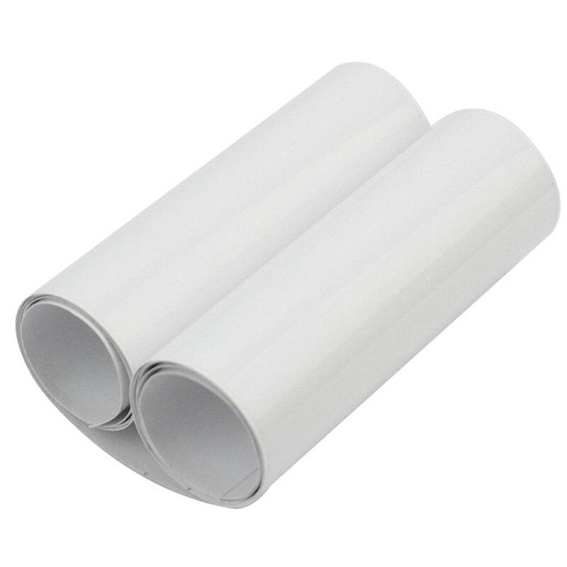 20*200cm Auto Tür Sill Rand Farbe Schutz Film Aufkleber Hohe Qualität 8mil Polyurethan Klar Tür Sill Anti -Scratch Film