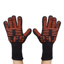 (1 pair) Best Heat Resistant Gloves, oven glove Avoid Accidents Kitchen Gadgets Cooking Tool