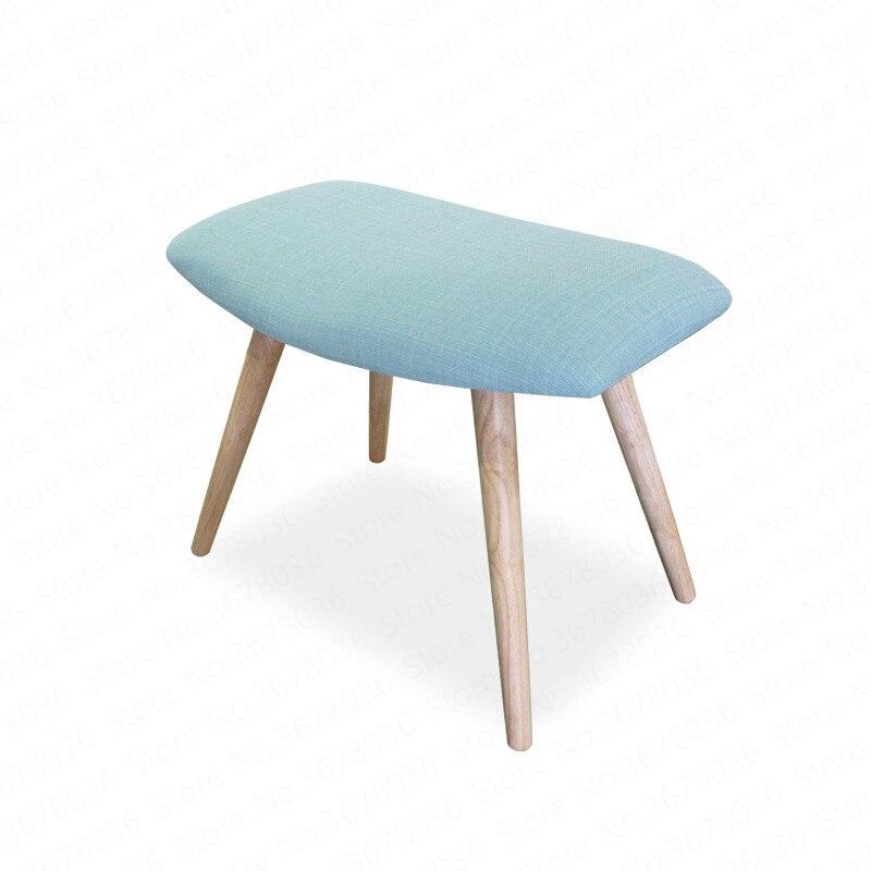 17%Nordic Sofa Bench Pedal Stool Modern Minimalist Bedroom Living Room Shoe Bench