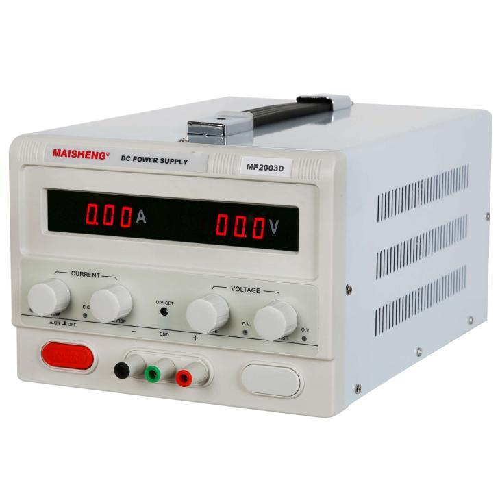 MP1505D 0 150V 0 5A Switching DC Power Supply