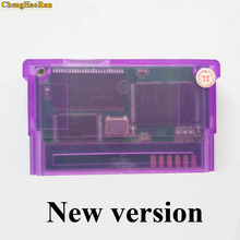 Old / New Version Support TF Card For GameBoy Advance Game Card game Cartridge For GBA SP Multi Games FREE Card Reader super marioed 64 usa version gray game card for usa ntsc game player