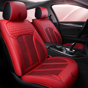 Car Seat Covers car-styling Car Seat Cushions Car pad,auto seat cushions For Cadillac ATS CTS XTS SRX SLS Escalade SUV