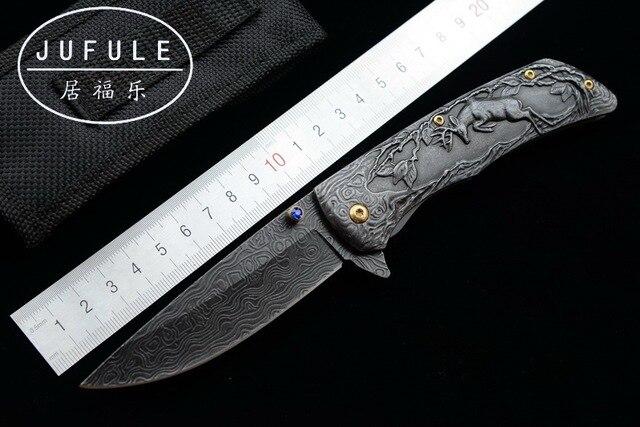 Outdoor Küchen Messer : Jufule bk gitfo kydex mantel feste blatt messer jagdmesser d