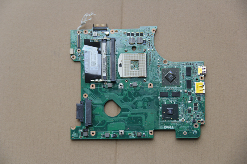 For DELL Inspiron N4010 Laptop motherboard DAUM8CMB8C0 with 216-0729042 GPU Onboard HM55 DDR3 fully tested work perfect 216 0729042 216 0729042 chips 100