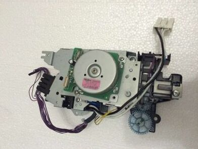 Used-90% new original CE707-67904 Fusing drive assembly For Color Laserjet 5525 CP5525 CP5525DN printer parts on sale c4110 69019 fusing assembly for hp laserjet 5000 original used
