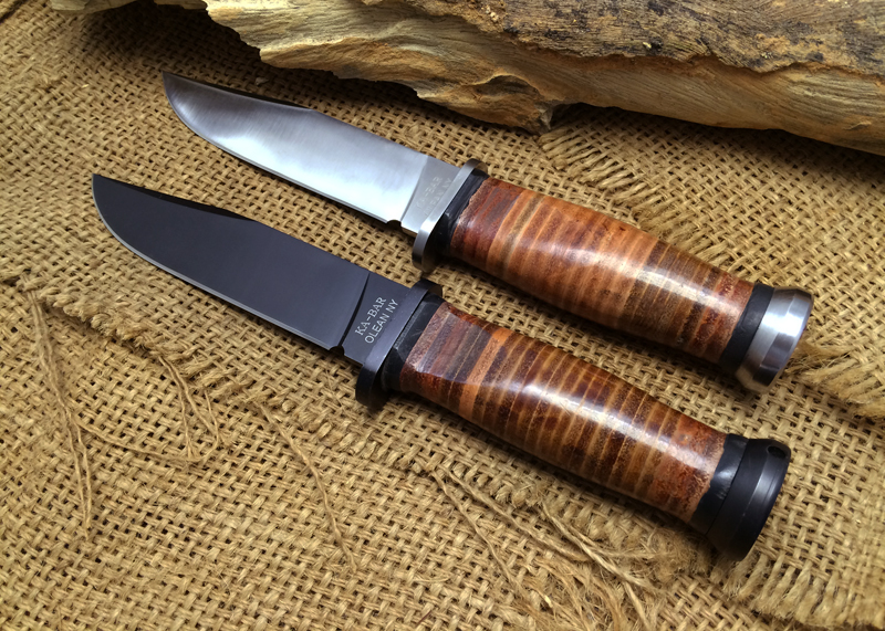 Newest Hunting Ka Bar Olean Ny Usn Mk1 Fixed Knife 7cr17mov Blade Steel Leather Handle Tactical Edc Outdoor Camping Tool In Knives From Tools On