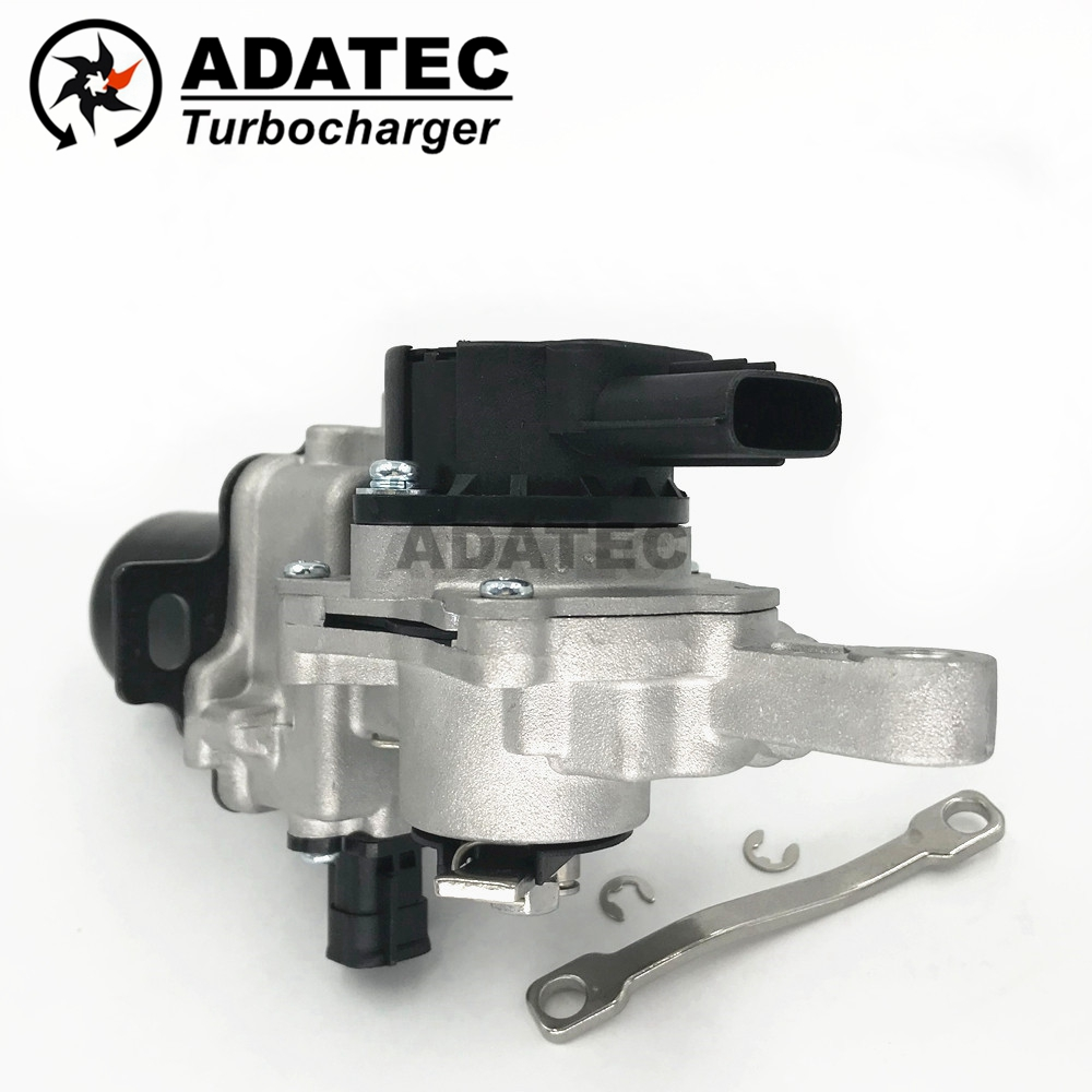Turbo charger Electronic Wastegate Actuator 17201-30160 1720130160 CT16V for Toyota Landcruiser D-4D 1KD-FTV 173 HP 1KD-FTVTurbo charger Electronic Wastegate Actuator 17201-30160 1720130160 CT16V for Toyota Landcruiser D-4D 1KD-FTV 173 HP 1KD-FTV