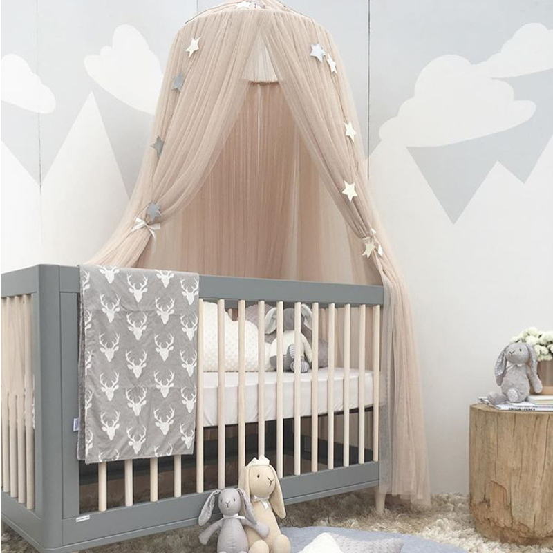 Lovely Baby Hammock Toys tent Bed Crib Netting Big Top Hanging Toy Tent For Kids Play Game Tent Party Decoration Sweet Room Gift-in Toy Tents from Toys ... : infant tent bed - memphite.com