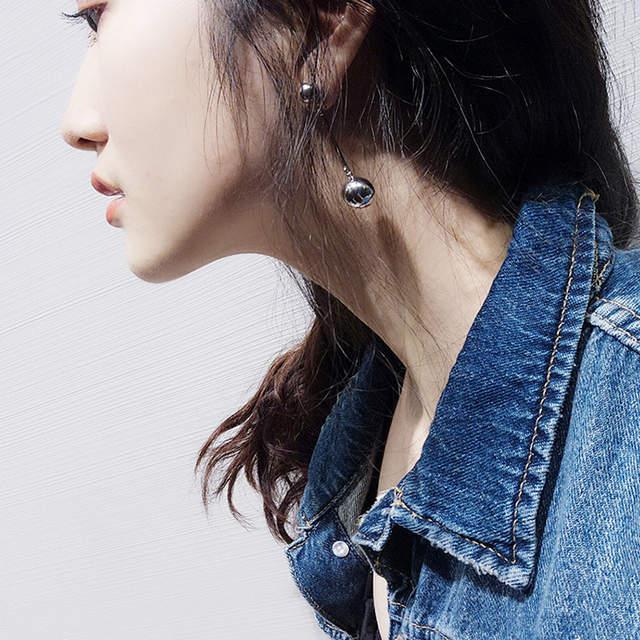 5c58e6ce97b7 Online Shop Vintage style round ball drop earrings simple designer women  dangle earrings chandelier shape jewelry for women bijoux