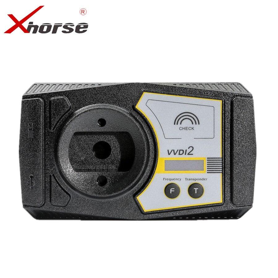 Оригинал Xhorse VVDI2 командир программист с основной и для V-W модуль плюс 5th IMMO авторизации и для Porsche Функция