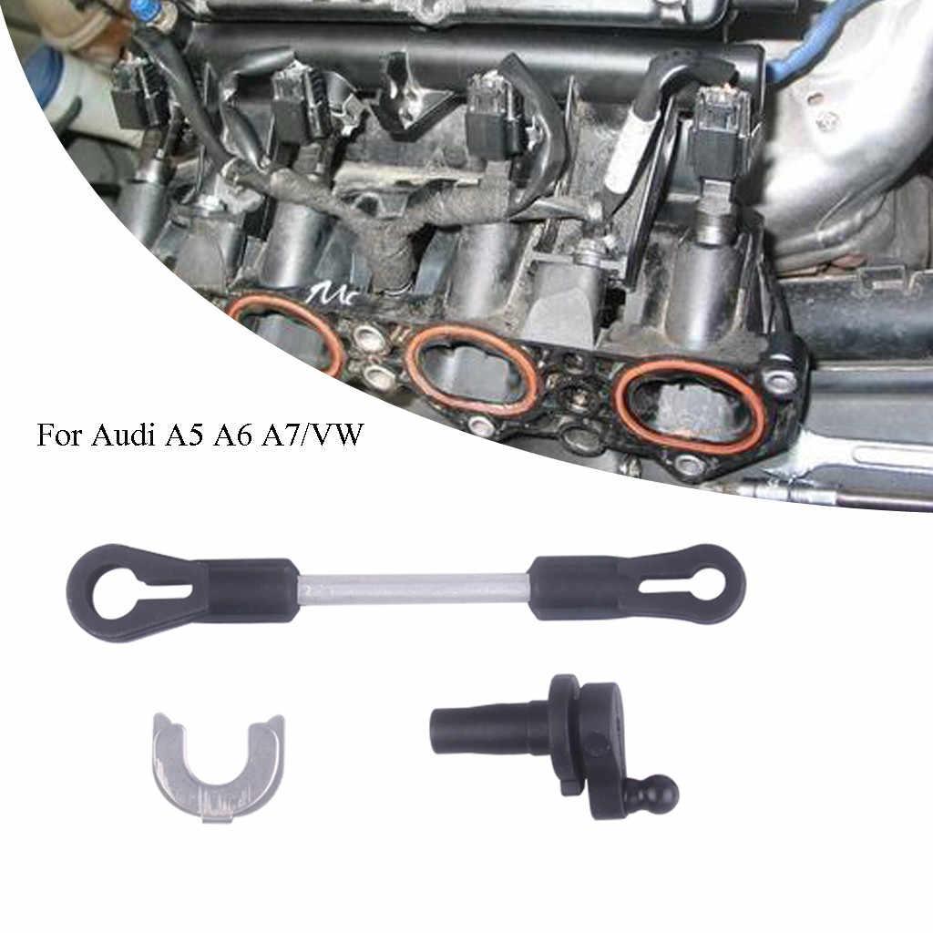 Wupp Inlaatspruitstuk Swirl Flap Reparatie Kit Auto ReplacementInlet Inlaatspruitstuk Voor Audi A5 A6 A7/ForVW