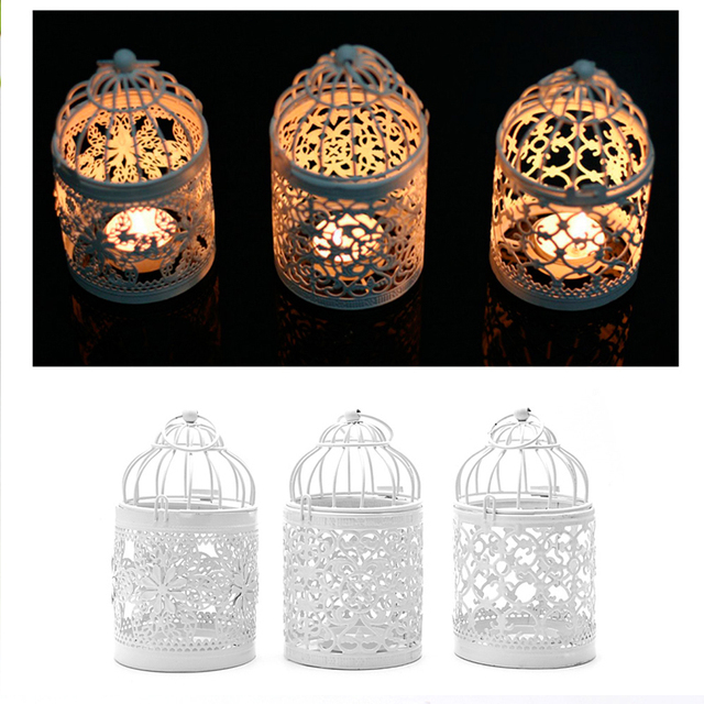 Leuchter Dekorative Aushöhlen Halter Teelicht Leuchter Hängende