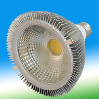 のwholsale高電力par30 par38 led電球cob 15ワット20ワットe27スポットライトpar38 ledライトランプ85-265ボルト暖かい|コールドホワイト