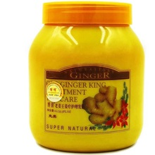 Ginger Moisturizing Hair Mask Damaged Repair Hair Care Treatment Cream Baked Ointment Hair Conditioner Dry Frizz 500ML