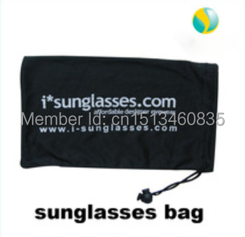 100pcs/lot CBRL 9*17cm glasses drawstring bags&pouch for eyewear/earphone,Various colors,size can be customized,wholesale