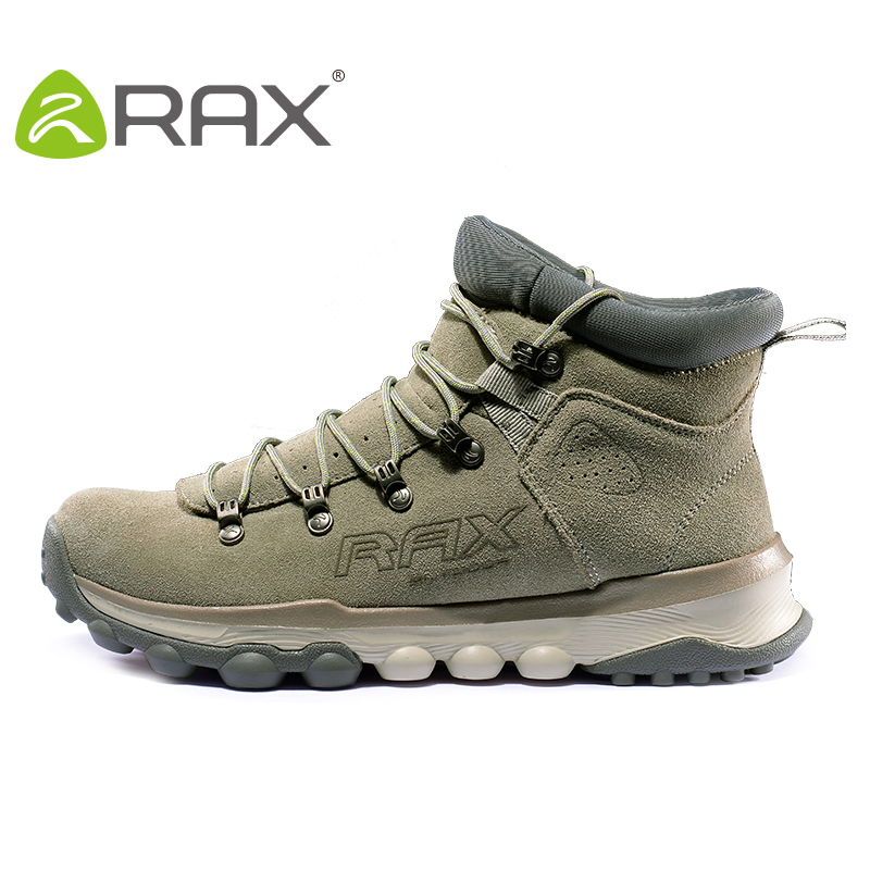 RAX winter Women Hiking Shoes Waterproof Outdoor Sport shoes woman sneakers Men Walking sneakers Zapatillas mujer Hombre53-5B336 hot new 2016 fashion high heeled women casual shoes breathable air mesh outdoor walking sport woman shoes zapatillas mujer 35 40