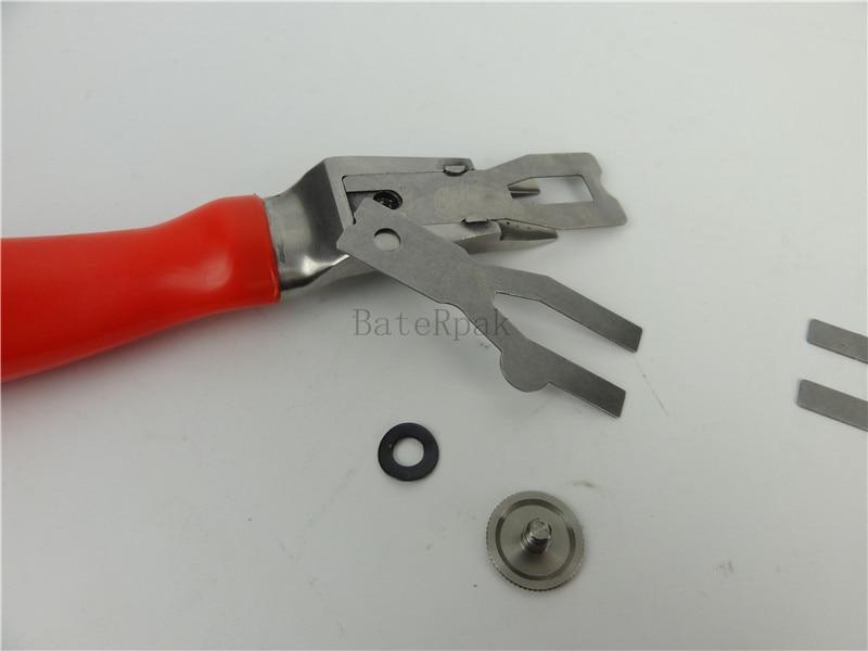 BateRpak PVC-plastist linoleumi keevitustraadist noaga nuga, - Käsitööriistad - Foto 6