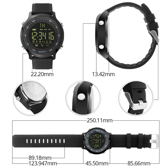 ColMi Smart Watch VS506 Calorie Reminder Sport Men Wristband