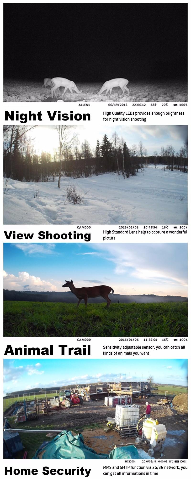Hunting camera gsm black ir (98)