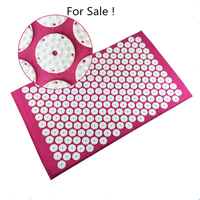 Massager Cushion Acupressure Mat Relieve Stress Pain Acupuncture Spike Yoga Mat Drop Shipping