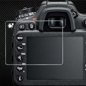 Image 4 - جديد كاميرا البصرية الزجاج المقسى شاشة LCD لوحة واقي الفيلم 0.4 مللي متر HD الحرس غطاء مقاوم للماء لنيكون D3100 D3200 D3300