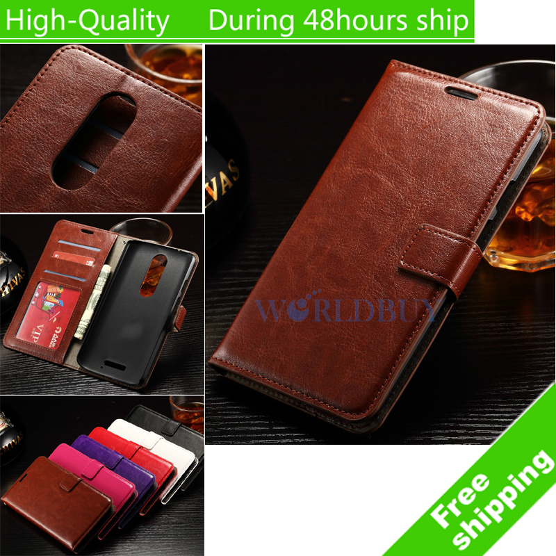 High quality For Motorola Moto X Play XT1562 5.5 inch Wax Crazy Horse Flip Leather Wallet Case Holder Cover Free Shipping