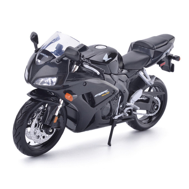 Maisto Honda CBR1000RR Model Motorcycle Toy Scale 1:12 Alloy Diecast & ABS Miniature Emulational Motorbike Toys Cars For Kids