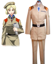 Free Shipping Neon Genesis Evangelion NERV Uniform Anime Cosplay Costume