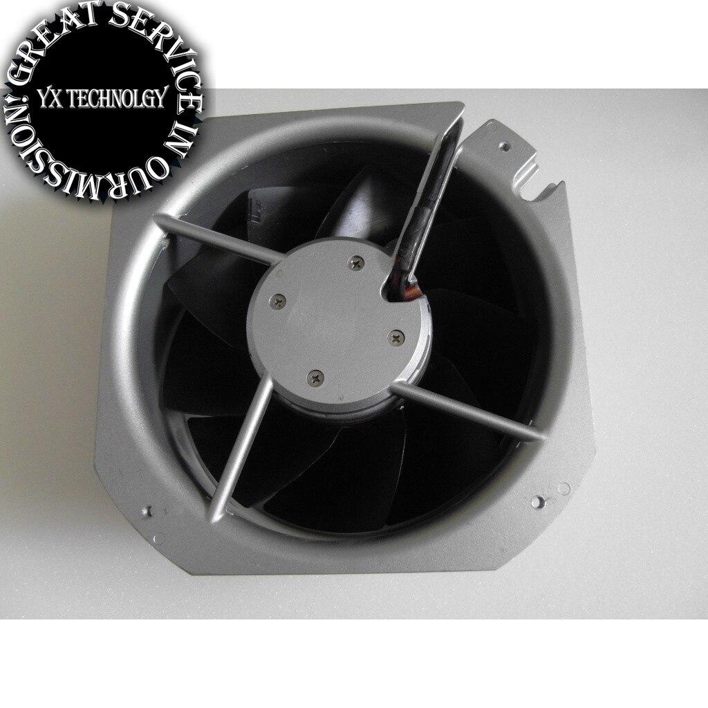 DC axial fan blower fan 22580 Full Metal 24V 48V 1.15A super Madden wind 225*225*80mm