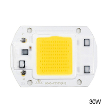 20 Вт 30 Вт 50 Вт привело чип 220 В COB лампы Чип Вход IP65 смарт-ic подходит для diy светодиодный прожектор Светодиодные модули высокое качество