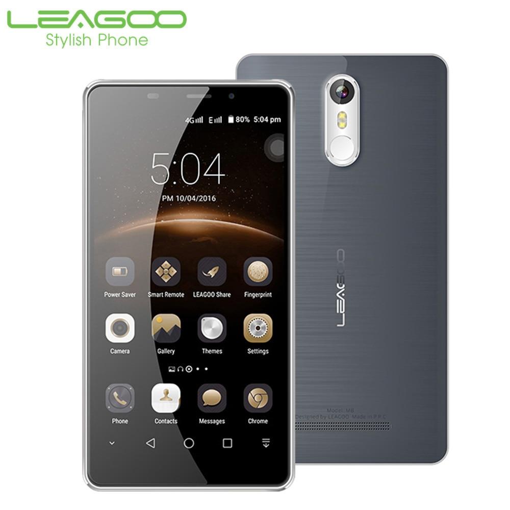 Leagoo m8 smartphone 5.7 \