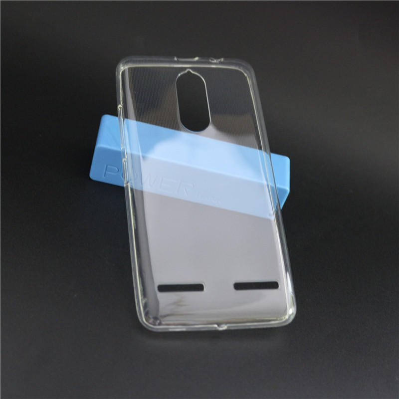 Soft Silicone Clear TPU Crystal Case For Lenovo K6 Note K53a48 Phone Transparent Silicona Back Cover For Vibe K6 Plus K53b36