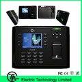Iclock700 control de acceso huella digital y atención del tiempo con servidor web cámara y batería de respaldo