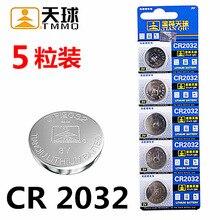Скидка 56% кнопка батареи CR2032 5 шт. 3 В литиевая монета ячеек кнопка батареи 5004LC ECR2032 DL2032 KCR2032 EE6227