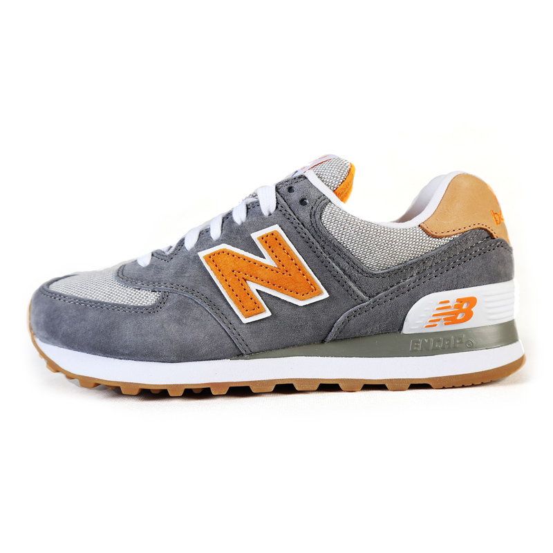 NEW BALANCE Unisex shoes Comfortable Running Shoes men Breathable Sneaker For women 6 colors Size 36 44