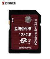 Kingston Class 10 Sdhc Flash Memory Card Camera Reader 128gb Sd Card