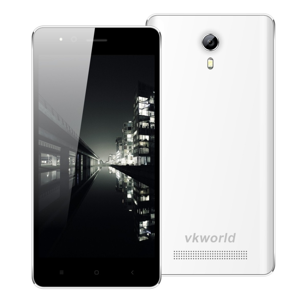 VKworld F1 3G Smartphone Celular Android 5 1 MTK6580 Quad Core 4 5inch 854 480 Screen