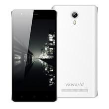 VKworld F1 3G Smartphone Celular Android 5.1 MTK6580 Quad Core 4.5 pouce 854*480 Écran 1 GB RAM 8 GB ROM 5MP WCDMA GPS Téléphone portable