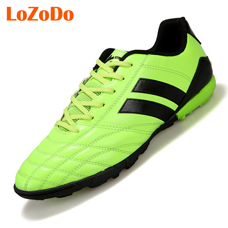 Plus Size 33 45 Men Soccer Shoes Hard Count TF Football ...