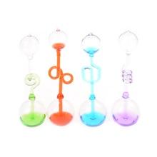1 шт. метр Ручной котел термометр Спираль Стекло научная энергия музейная игрушка Любовь Дети Детские развивающие игрушки