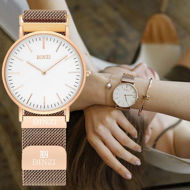 Luxury Brand Women Bracelet Watch Magnetic Stainless Steel Ladies Wrist Watches For Relogio Feminino Female Clock Zegarek Damski