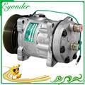 A/C AC компрессор охлаждения системы кондиционирования насос 24В для российских автобусных чиллеров строительные машины 8085 4150 5874204180 S8085