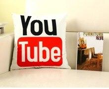 Social Media Cushions Cover